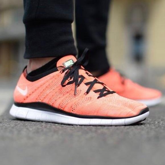 3677ff5ae9f6 Nike Flyknit Free NSW Shoe - HOT LAVA. M 5bd1e71d409c1565d10a3e3f